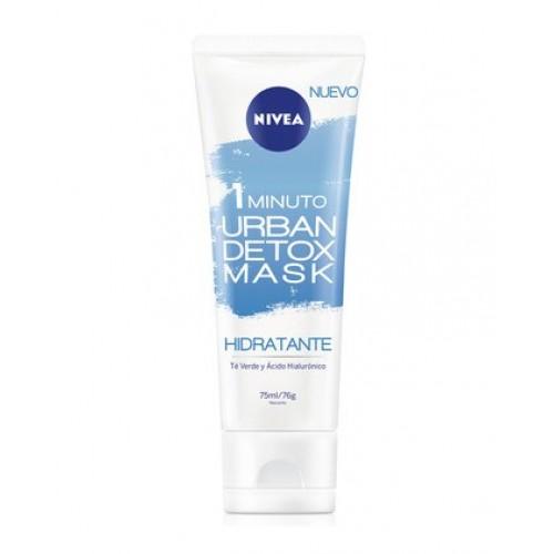 Mascarilla facial NIVEA hidratante.