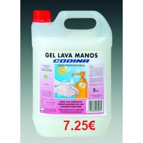 Jabón de manos CODINA 5 L