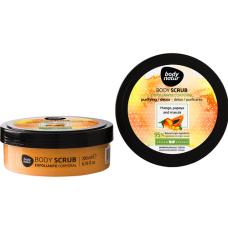 Exfoliante corporal BODY NATUR papaya y mango.