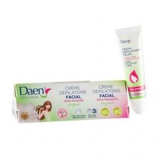 Crema depilatoria facial DAEN