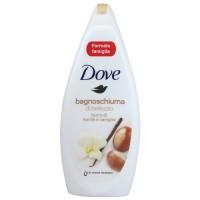 Gel de baño DOVE manteca de karite y vainilla 700 ml