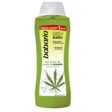 Gel BABARIA CANNABIS 1L