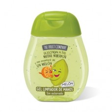 10 UNIDADES de gel desinfectante de manos THE FRUIT COMPANY MELON 45 ml