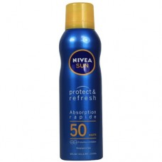 Bronceador NIVEA FPS 50 200 ML