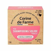 Champú sólido CORINE DE FARME cabello normal