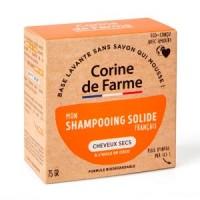 Champú sólido CORINE DE FARME cabellos secos