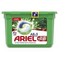 Detergente ARIEL ULTRA OXI  pods 14 unis