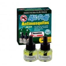 Kill paff 2 recambios antimosquitos