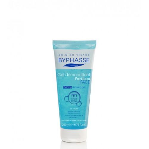 Gel limpiador facial BYPHASSE 200 ml