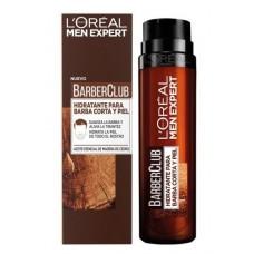 Hidratante BARBERCLUB hidratante para barba corta y piel.