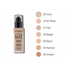 Maquillaje DEBORAH EXTRA MAT 02