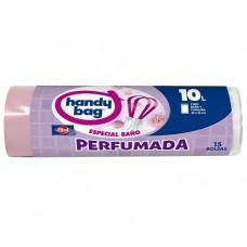 Bolsa de basura ALBAL HANDY BAG BAÑO 15 bolsas