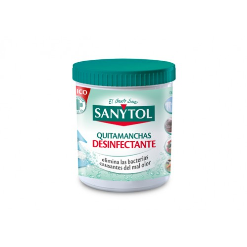 Quitamanchas SANYTOL polvo