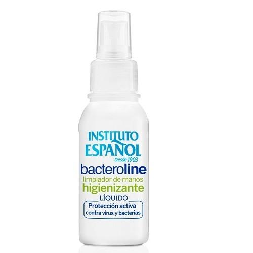 Limpiador de manos BACTEROLINE líquido 80 ml