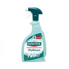 Limpiador SANYTOL multiusos espray