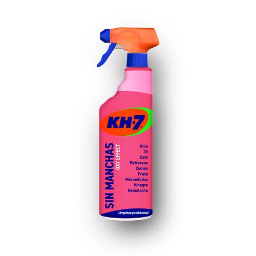 Quitamanchas KH-7 botella rosa pulverizador