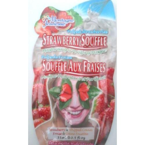 Exfoliante facial MONTAGNE JEUNESSE fresas