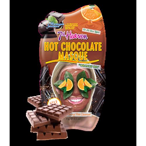 Mascarilla facial 7th Heaven HOT CHOCOLATE MASQUE