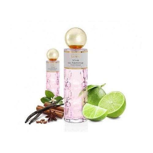 Eau de parfum SAPHIR VIVE LA FEMME 200 ml