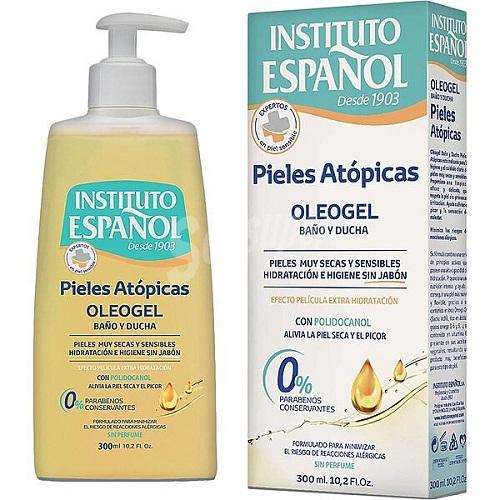 Gel PIELES ATOPICAS OLEOGEL de INSTITUTO ESPAÑOL