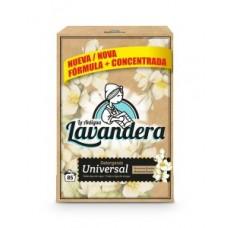 Detergente LA LAVANDERA maleta 85 lav