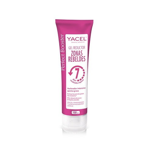 Gel reductor YACEL ZONAS REBELDES 150 ml