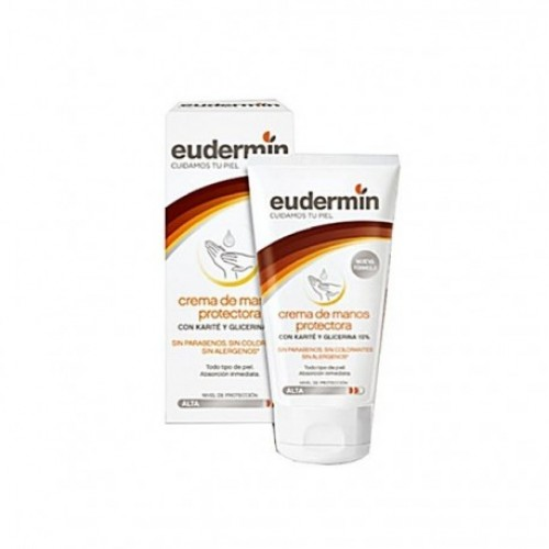 Crema de manos EUDERMIN FORTE 75 ml