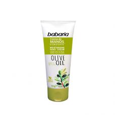 Crema de manos BABARIA olive oil 75 ml