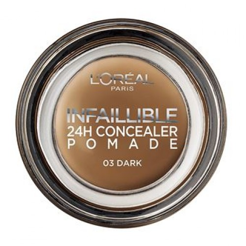 Corrector INFALLIBLE 24H CONCEALER POMADE 05 dark
