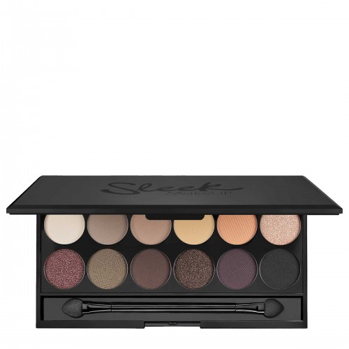 Paleta de sombras SLEEK au naturel