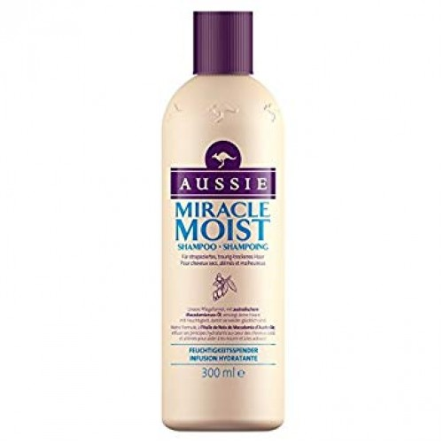 Champú AUSSIE MIRACLE MOIST 300 ml