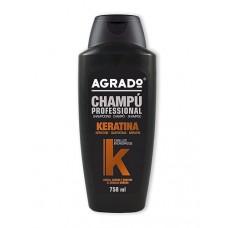 Champú AGRADO KERATINA 750 ml