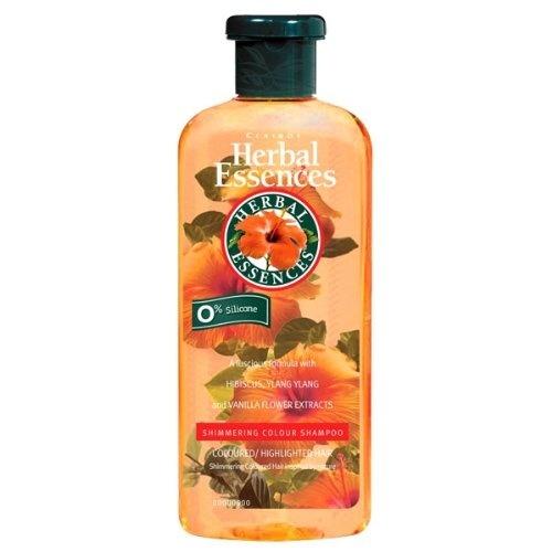 Champú HERBAL cabellos teñidos 400 ml