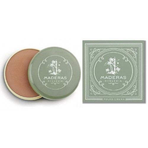 Maquillaje compacto MADERAS DE ORIENTE 16 corinto