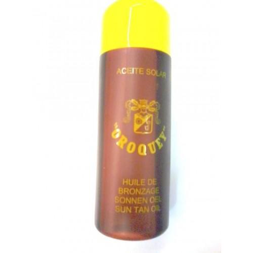 Bronceador Oroquey 250 ml