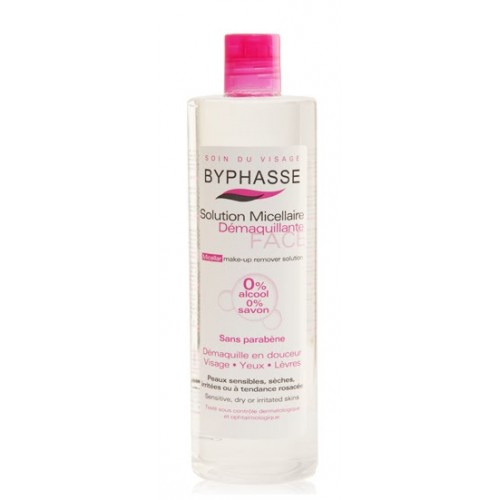 Agua Micelar BYPHASSE 500 ml